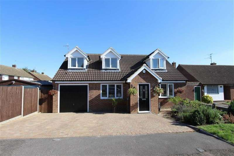 3 Bedrooms Detached House for sale in Miles Avenue, Leighton Buzzard