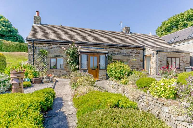 2 Bedrooms Cottage House for sale in Holmesfield, Dronfield