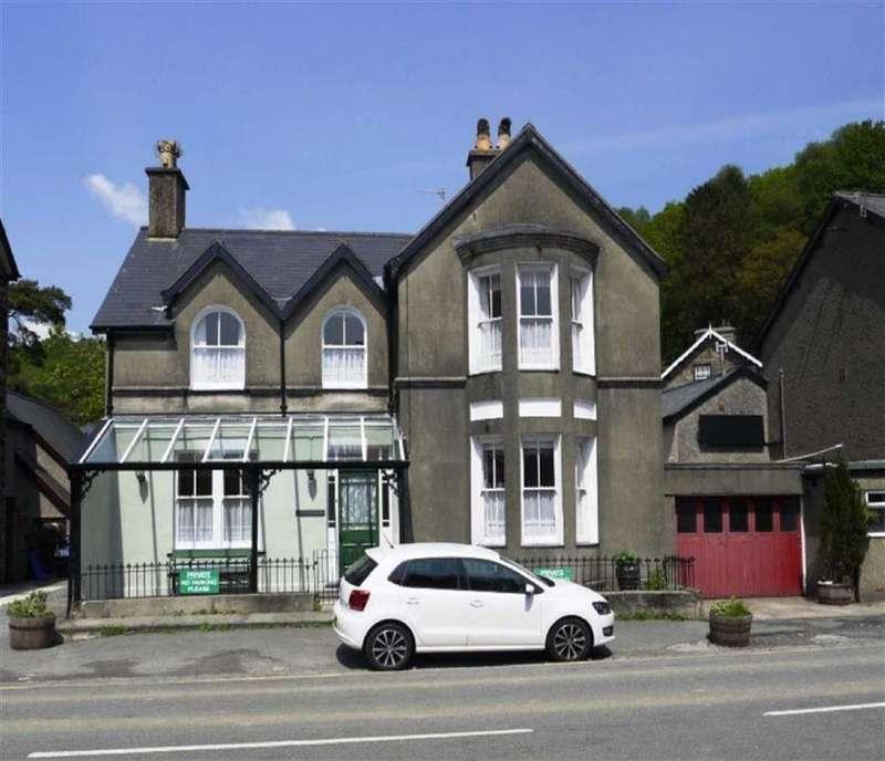 4 Bedrooms Link Detached House for sale in Beddgelert, Gwynedd
