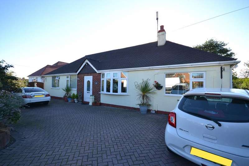 3 Bedrooms Detached Bungalow for sale in St Asaph Avenue, Kinmel Bay, Conwy, LL18