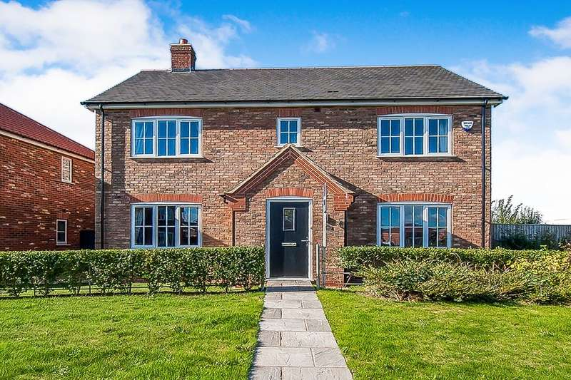 5 Bedrooms Detached House for sale in Bluebell Road, GRIMSBY, DN33