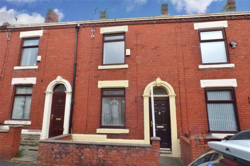 2 Bedrooms Terraced House for sale in Breeze Hill Road, Oldham, Greater Manchester, OL4