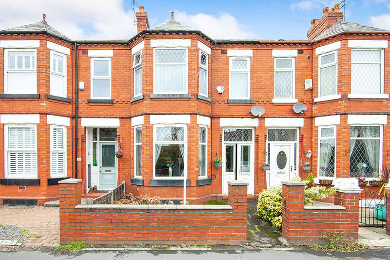 3 Bedrooms Terraced House for sale in Windmill Lane, Reddish, Stockport, SK5