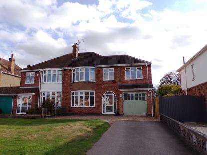 House for sale in Mere Road, Wigston, Leicester, Leicestershire