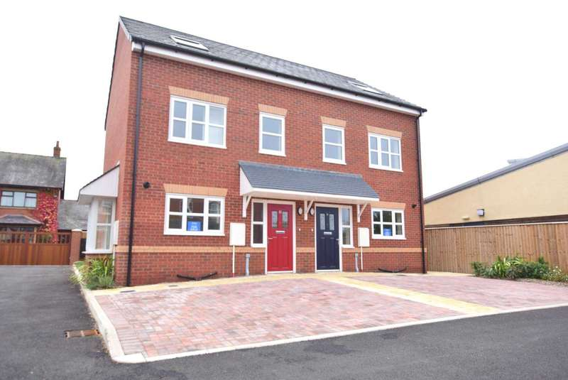 3 Bedrooms Town House for sale in Plot 2, The Larkspur, Ruskin Road, Freckleton
