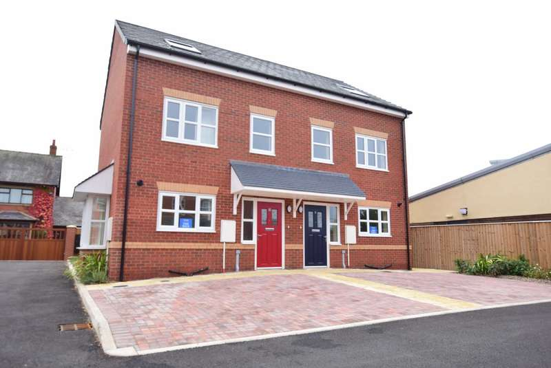 3 Bedrooms Town House for sale in Plot 11, The Poppy, Ruskin Road, Freckleton