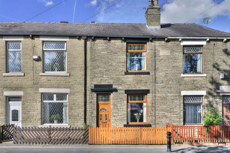 2 Bedrooms Terraced House for sale in Lake Bank, Hollingworth Lake, OL15 0DQ