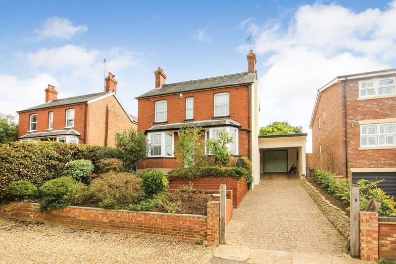 3 Bedrooms Detached House for sale in Ashburnham Road, Ampthill, Bedford, MK45