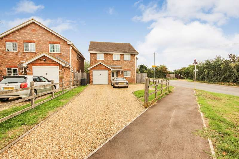 4 Bedrooms Detached House for sale in Broadway , Houghton Conquest, Bedfordshire, MK45