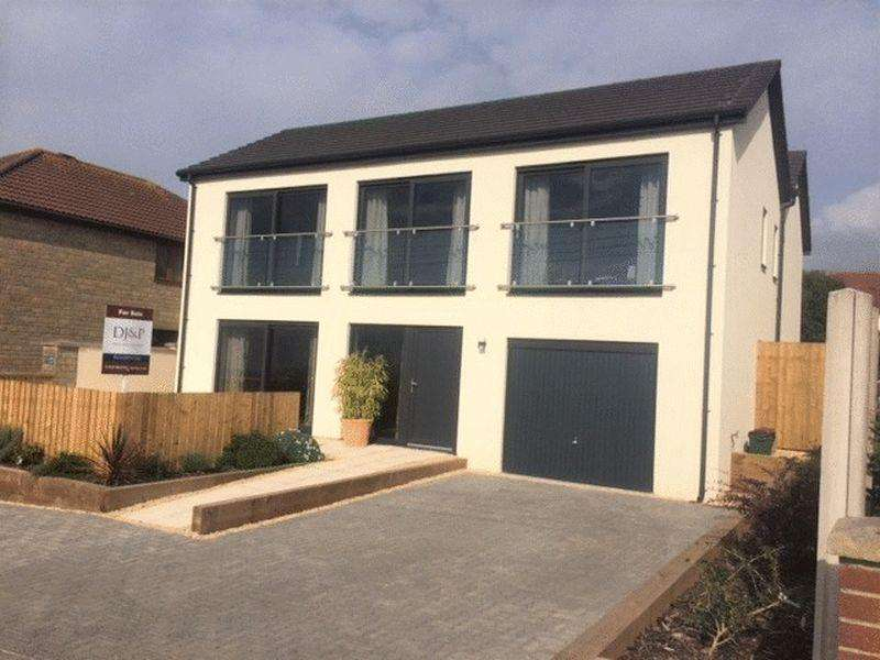 4 Bedrooms Detached House for sale in Bleadon Hill, North Somerset
