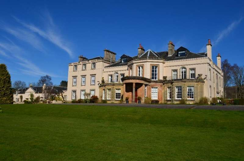 4 Bedrooms Apartment Flat for sale in Camis Eskan House, Colgrain, Helensburgh, G84 7JZ