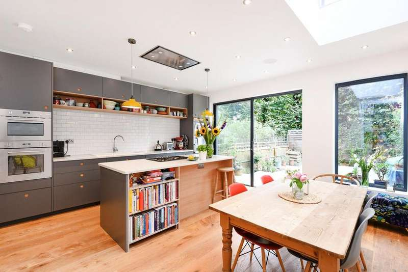 4 Bedrooms Terraced House for sale in Briston Grove, Crouch End