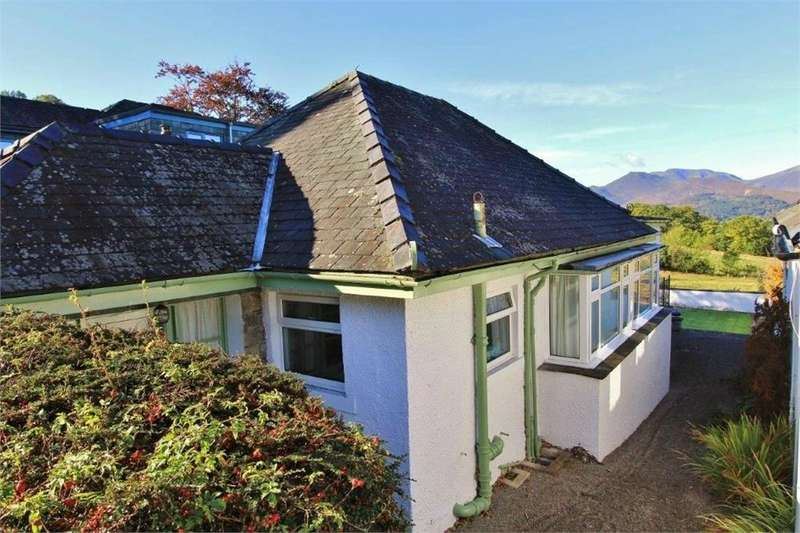 2 Bedrooms Detached Bungalow for sale in Little Chestnut Hill, Chestnut Hill, Keswick, Cumbria