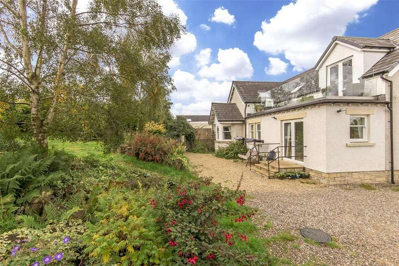 5 Bedrooms Link Detached House for sale in Oakwell, Pardovan Holdings, Linlithgow, West Lothian, EH49