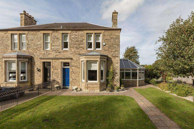 3 Bedrooms Semi Detached House for sale in St. Ola, Oxnam Road, Jedburgh