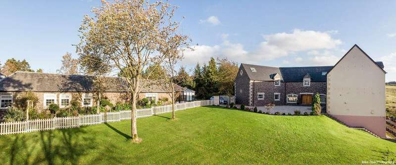 6 Bedrooms Detached House for sale in Millpond House, Greenloaning, Perthshire, Scotland, FK15 0NA