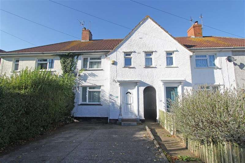 3 Bedrooms Terraced House for sale in Ascot Road, Southmead, Bristol