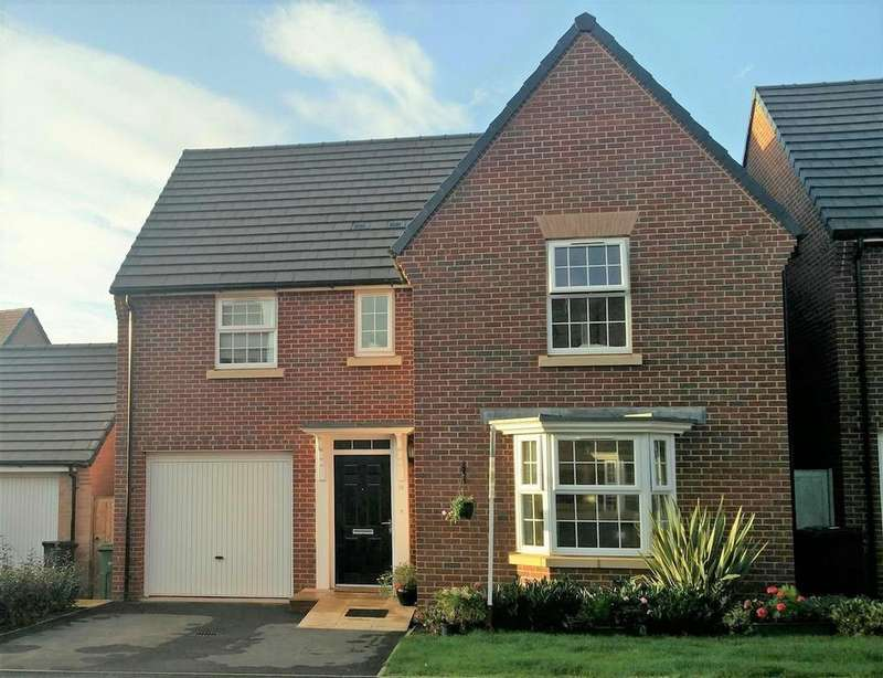 4 Bedrooms Detached House for sale in Hill Barton, Exeter