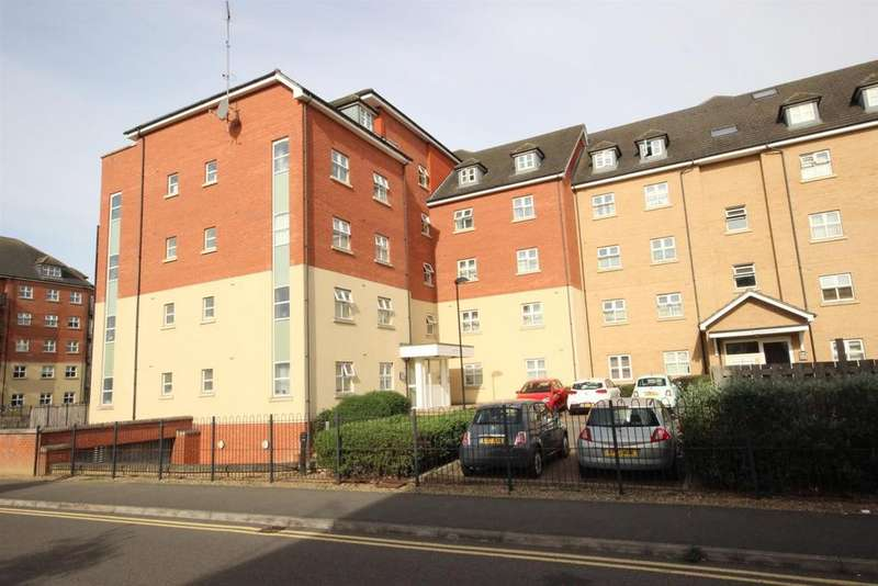 1 Bedroom Flat for sale in Britannia House, Palgrave Road, Bedford