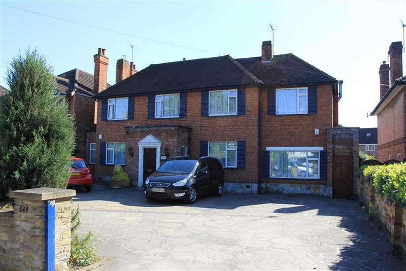 4 Bedrooms Link Detached House for sale in Uppingham Road, Leicester, Leicestershire