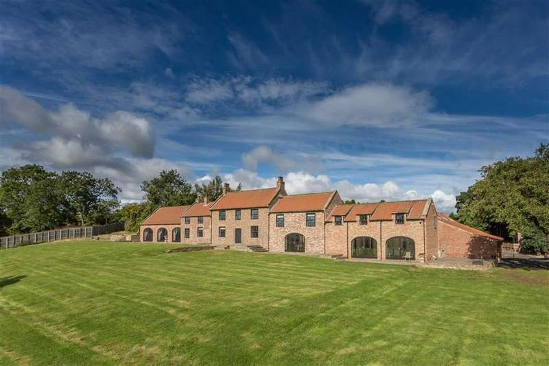 5 Bedrooms Country House Character Property for sale in Aislaby Road, Yarm