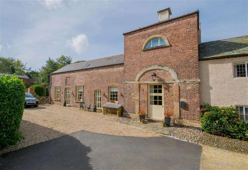 4 Bedrooms Barn Conversion Character Property for sale in Downing Road, Whitford, Holywell