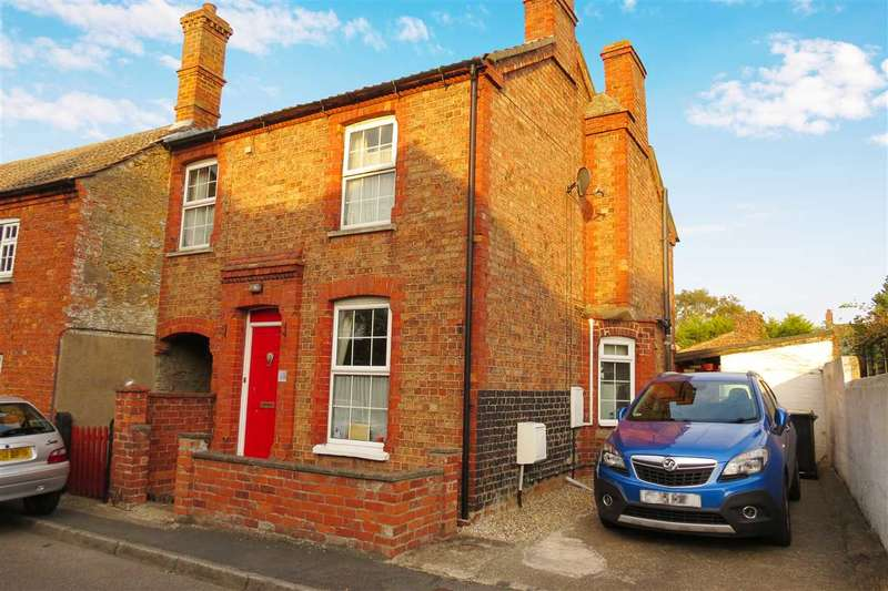 2 Bedrooms End Of Terrace House for sale in Silver Street, Ruskington