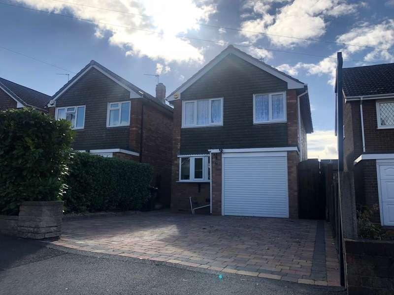 3 Bedrooms Detached House for sale in Hednesford Road, Brownhills West WS8