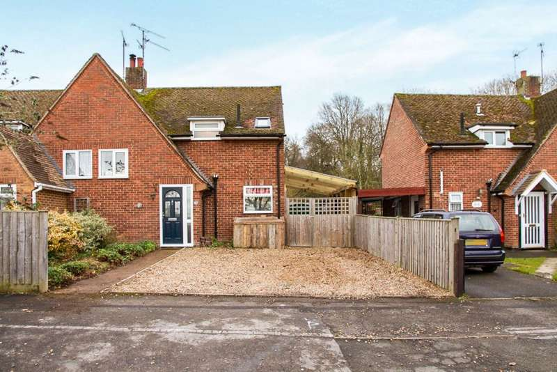 2 Bedrooms Semi Detached House for sale in Highfield Park, Wargrave, Reading, Berkshire RG10 8LD
