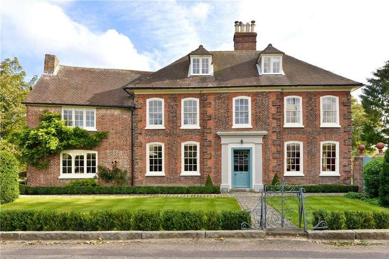 6 Bedrooms Unique Property for sale in Church End, Eversholt, Milton Keynes, Bedfordshire