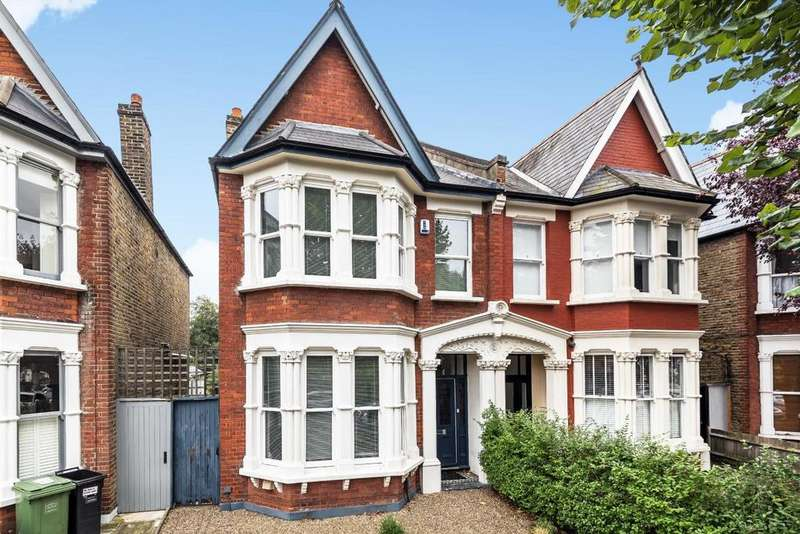 4 Bedrooms Semi Detached House for sale in Bargery Road, Catford