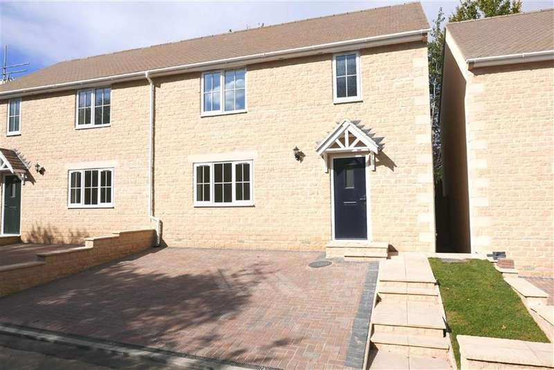 3 Bedrooms Semi Detached House for sale in Rowley, Cam, GL11