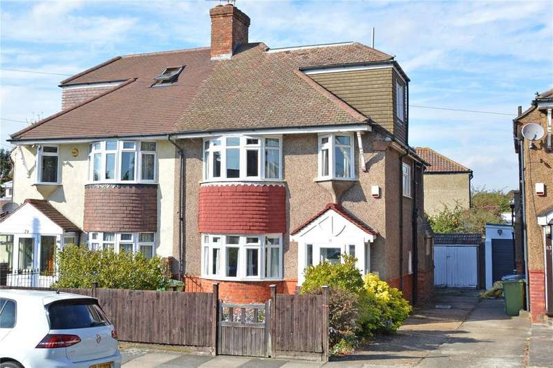 4 Bedrooms Semi Detached House for sale in Wricklemarsh Road, Blackheath, London, SE3