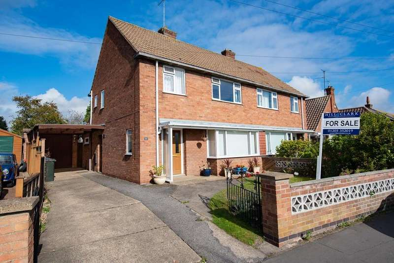3 Bedrooms Semi Detached House for sale in Hospital Lane, Boston, PE21