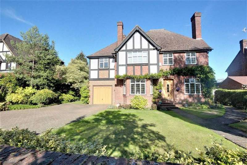 4 Bedrooms Detached House for sale in Williams Way, Radlett, Hertfordshire