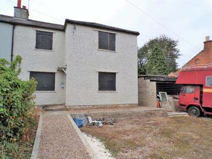 3 Bedrooms Semi Detached House for sale in Hall Walk, Enderby, Leicester, Leicestershire