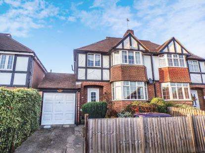 3 Bedrooms Semi Detached House for sale in Uplands Road, Oadby, Leicester, Leicestershire