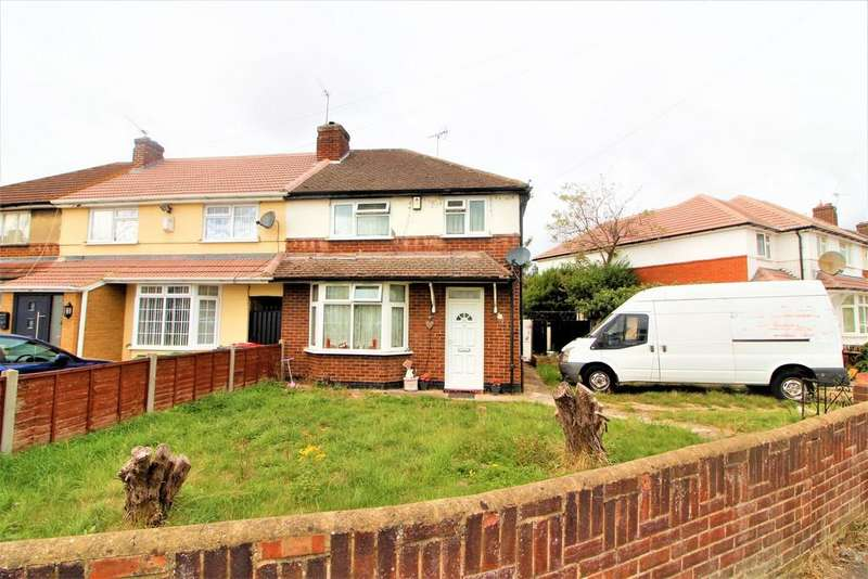 3 Bedrooms Semi Detached House for sale in Aylesbury Crescent, Slough