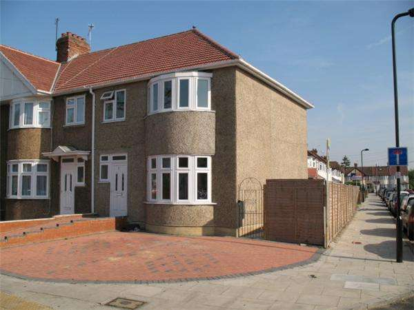 3 Bedrooms Property for sale in St. Crispins Close, Southall