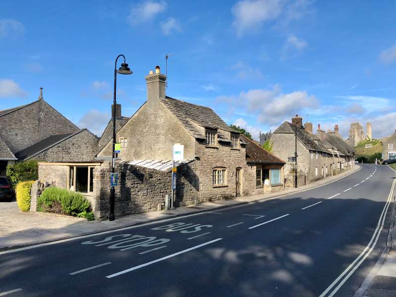 Commercial Property for sale in CORFE CASTLE