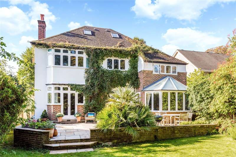 6 Bedrooms Detached House for sale in Lytton Grove, London, SW15