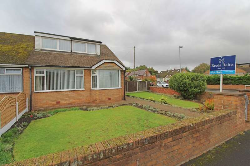 3 Bedrooms Semi Detached Bungalow for sale in Victoria Road, Ince Blundell, Liverpool, L38