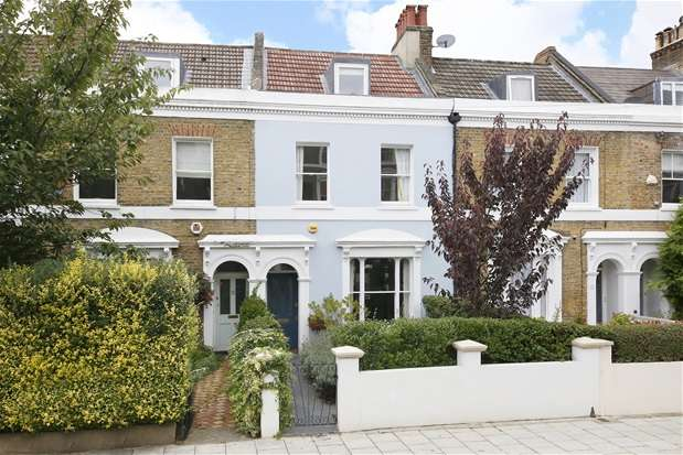 3 Bedrooms Terraced House for sale in Chaucer Road, Herne Hill