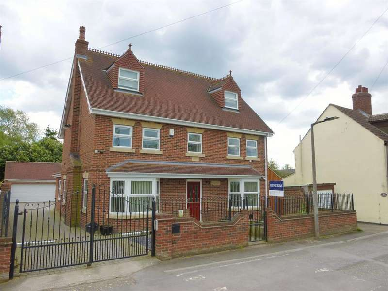 5 Bedrooms Detached House for sale in Waterside, Thorne, Doncaster, DN8 4JQ
