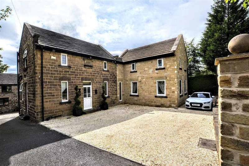 3 Bedrooms Detached House for sale in Kingwell Road, Worsbrough, Barnsley, S70 4HG