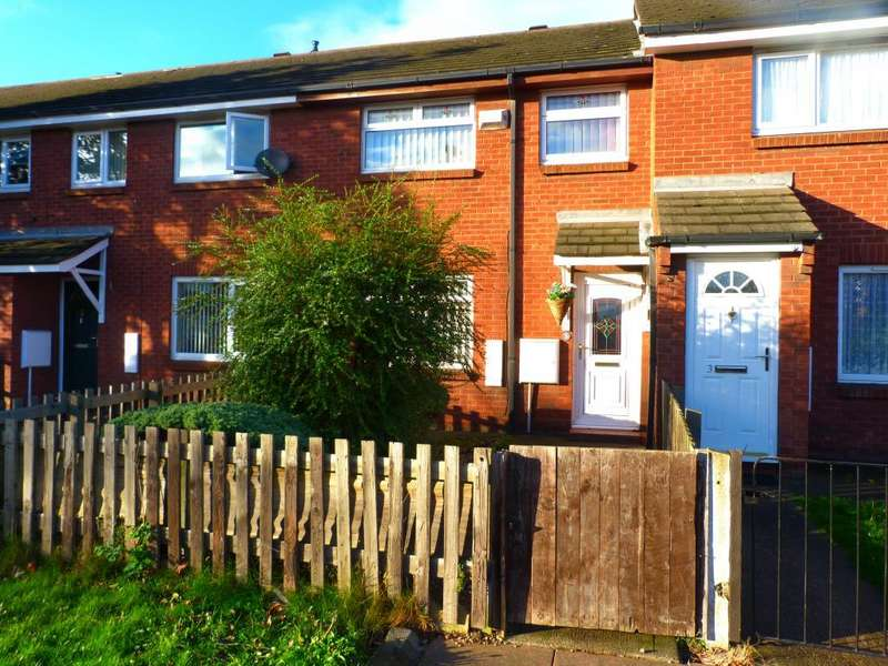 3 Bedrooms Terraced House for sale in Tyne Street, South Bank, Middlesbrough, TS6
