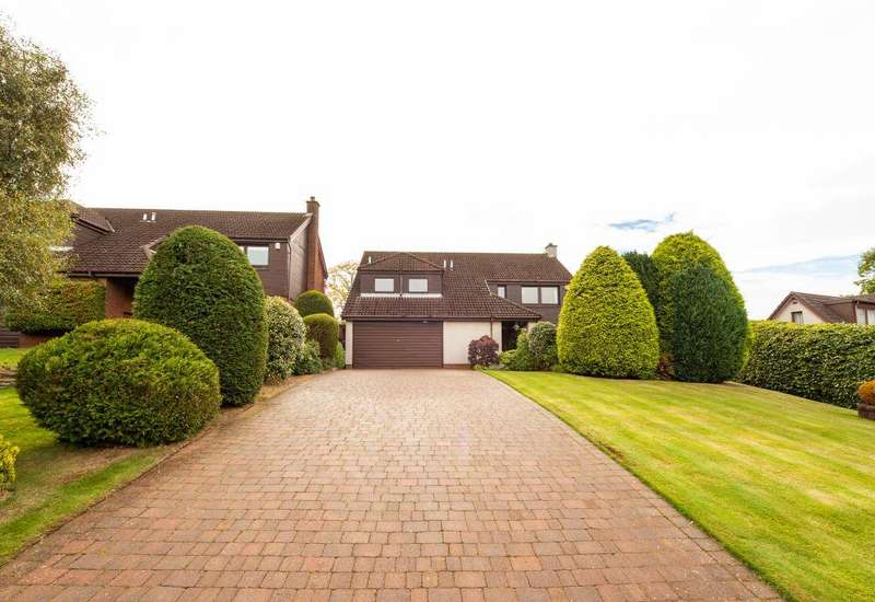 6 Bedrooms Detached House for sale in 13 Ashburnham Gardens, South Queensferry, EH30 9LB