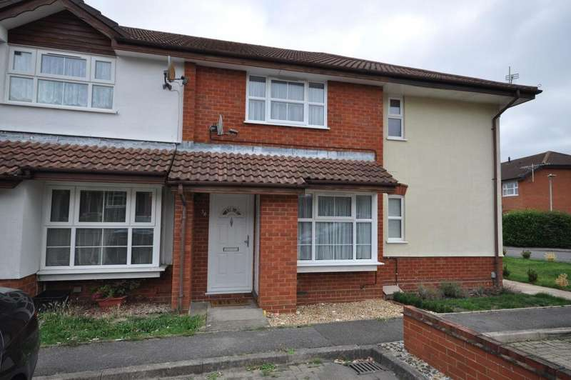 2 Bedrooms Town House for sale in Harvard Close, Woodley, Reading, RG5 4UJ