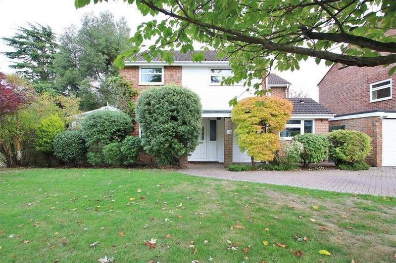 4 Bedrooms Detached House for sale in 159 Old Woosehill Lane, WOKINGHAM, Berkshire