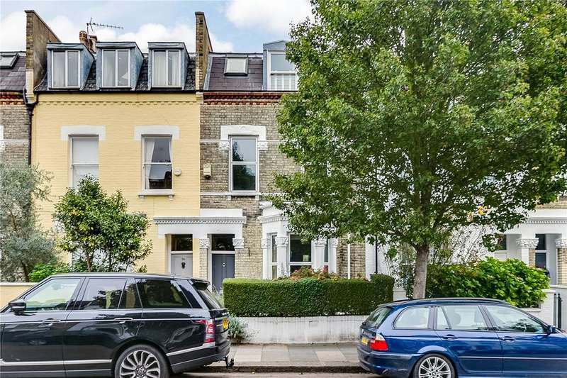 5 Bedrooms Terraced House for sale in St Maur Road, Parsons Green, London